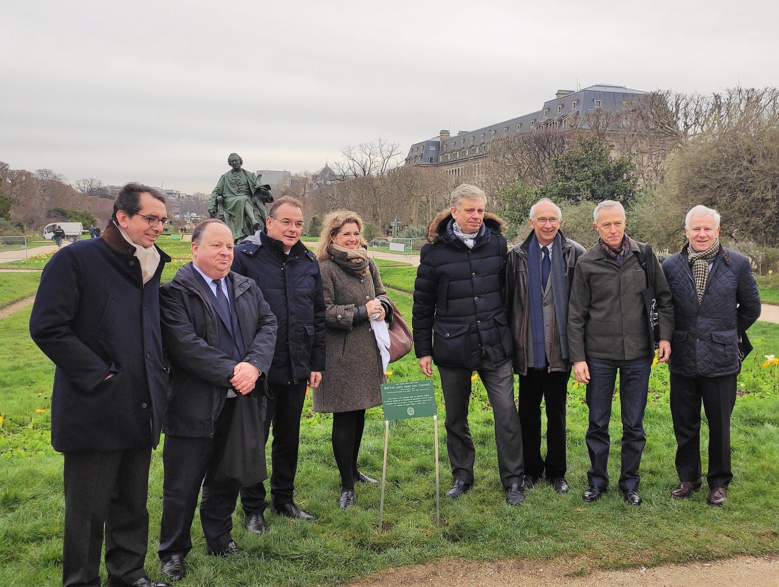 Club des mécènes du Patrimoine en Ile-de-France
